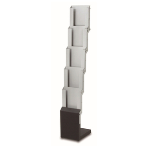 Portable Brochure Rack E07B5