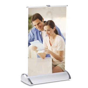 Desktop Roll Up Banner Stand E05A6S