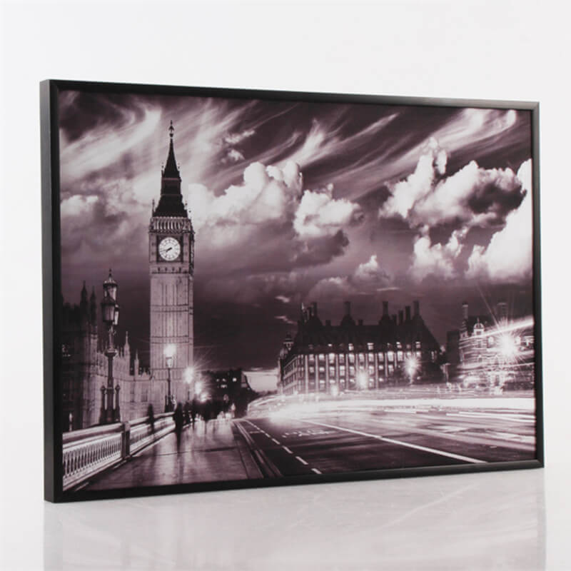 Canvas Prints Frame E09A21