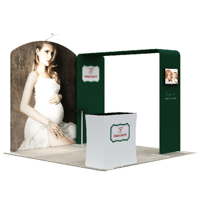 Portable Exhibition Stands In : Trade show backdrop e c buy conference booth portable