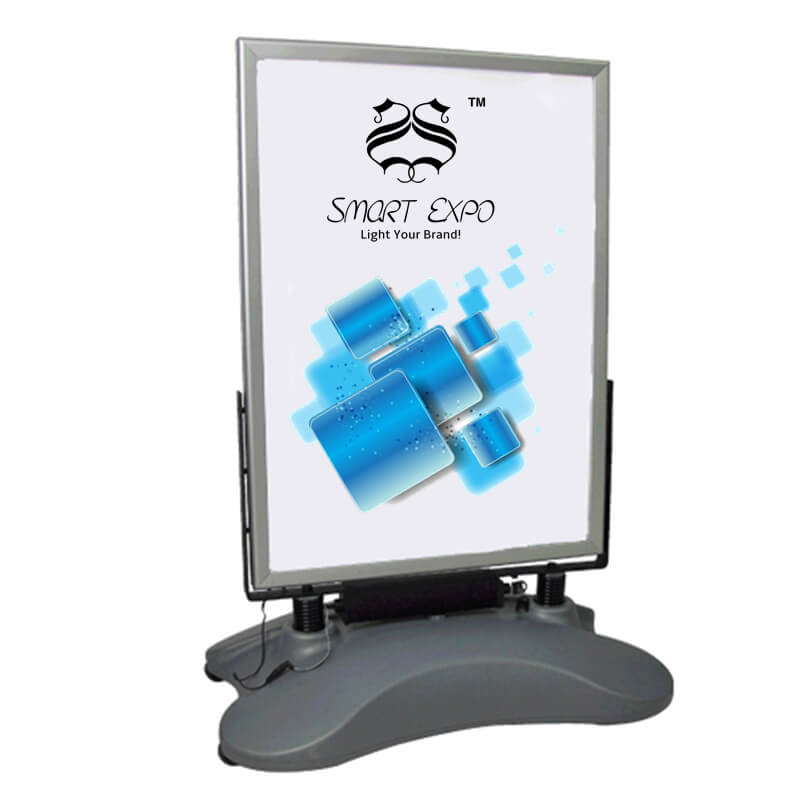 Outdoor LED Poster Stand E06P7-1