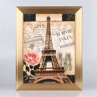 Antique Painting Frame E09A20