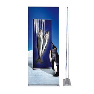 Retractable Banner Stand E05A4