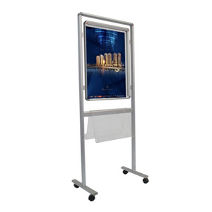 Moving Poster Board with Acrylic Holder E06P10