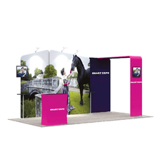 Custom Booth Design E01C2-5