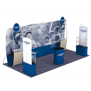 Portable Banner Stand Display E01C2-41
