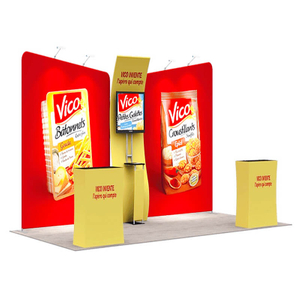 Professional Booth Displays E01C2-31