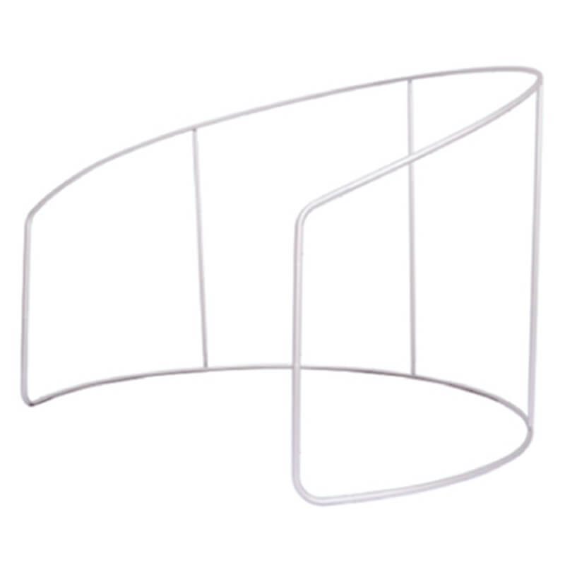 Semi-circle Wall Display E03A6