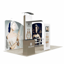 10ftx20ft Booth Display E01C2-2