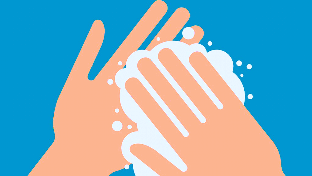 Clean & Disinfect Hands During COVID-19
