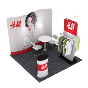Clothes Event Stand E01C1-27