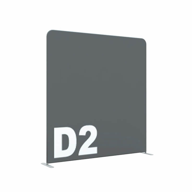 Booth Component Series D E01C-D