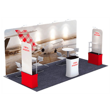 20ft Market Display Stands E01C2-37